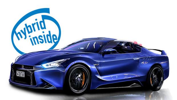 Hybrid Inside