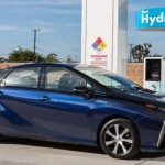 Using Hydrogen as an Automotive Fuel
