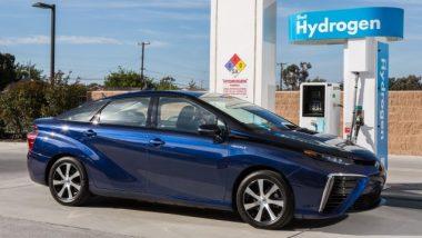 Hydrogen Automotive Fuel