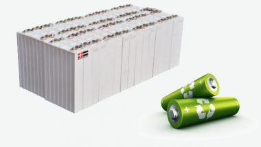 Recycled Hybrid Car Batteries