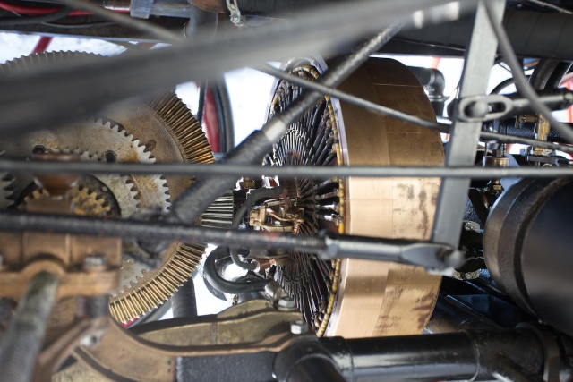 1896 Armstrong hybrid engine